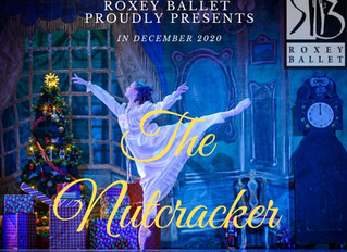 Only 6 days left to Register for Roxey Ballet's First Streaming Nutcracker Auditions!