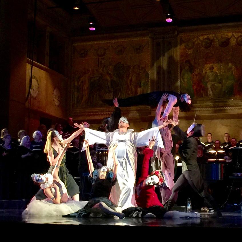 Carmina Burana, Roxey Ballet
