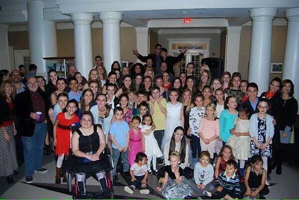 Large photo of Alumni of Mill Ballet School
