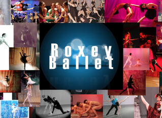 Roxey Ballet Holds Professional Dancer Auditions