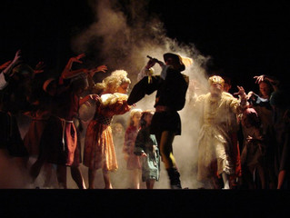 """ROXEY BALLET PRESENTS """"PIED PIPER OF HAMELIN"""" AND """"CARNIVAL OF THE ANIMALS"""" ON M"""