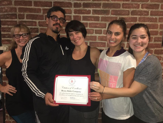 Roxey Ballet is Recognized by NJ State Council of the Arts