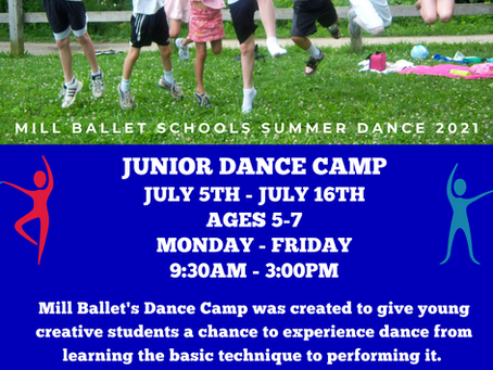 Summer Dance 2021 Announced