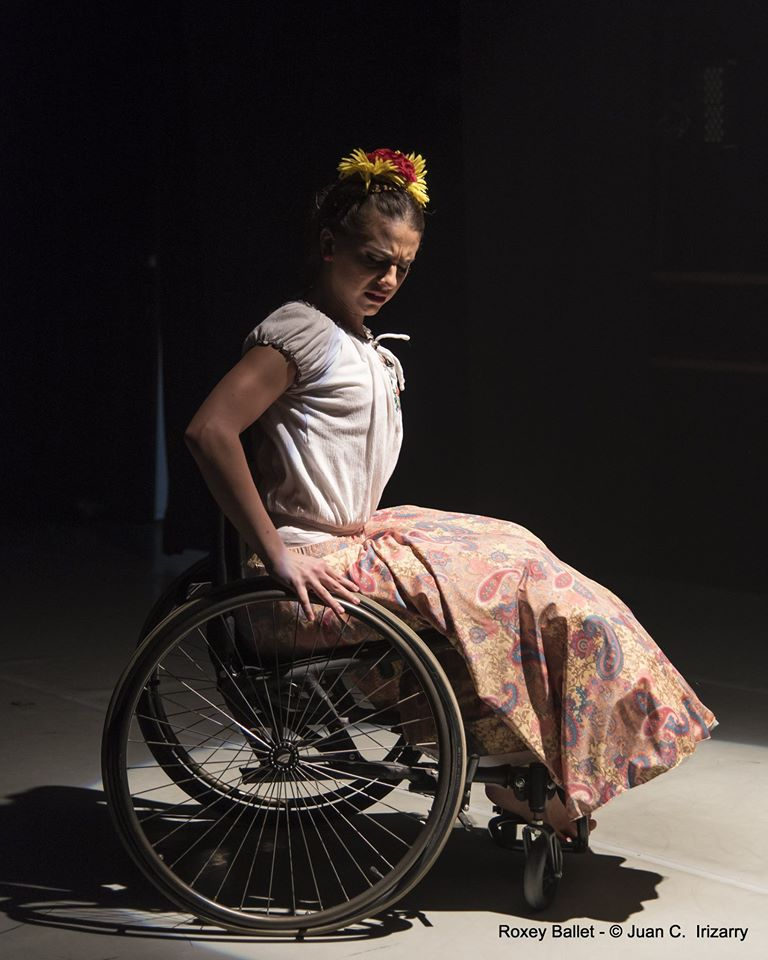 Roxey Ballet's Freda Khalo