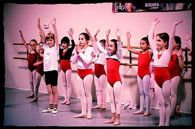 Mill Ballet School Junior Dance Camp