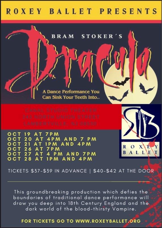 Dracula, Roxey Ballet