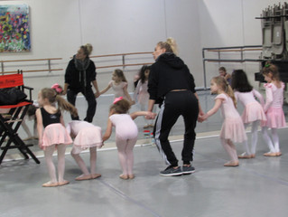 Kristen Smith molds young dancers for Roxey Ballet's Cinderella