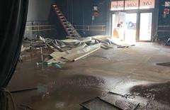 Roxey Ballet was destroyed by Hurricane Ida