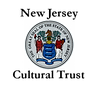 NJ Cultural Trust logo with the seal of NJ