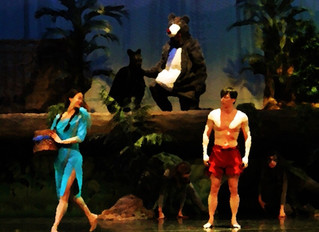 "ROXEY BALLET ANNOUNCES IT""S PLAN TO PRODUCE THE BELOVED FAMILY PRODUCTION OF THE JUNGLE BOOK BALLET"