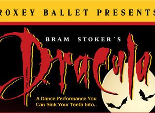 Roxey Ballet Presents Bram Stokers Dracula