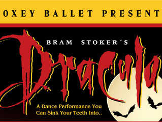 Roxey Ballet Presents Bram Stokers Dracula