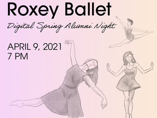 Roxey Ballet Hosts Multiple Spring Events!
