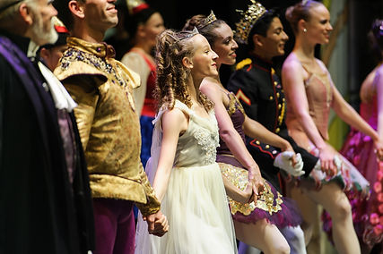 Roxey Ballet's American Classic Nutcracker is performed in November & December each year.