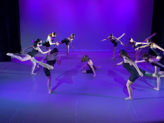 Roxey Ballet Hosts Hunterdon County Teen Arts Festival in Dance/Choreography!