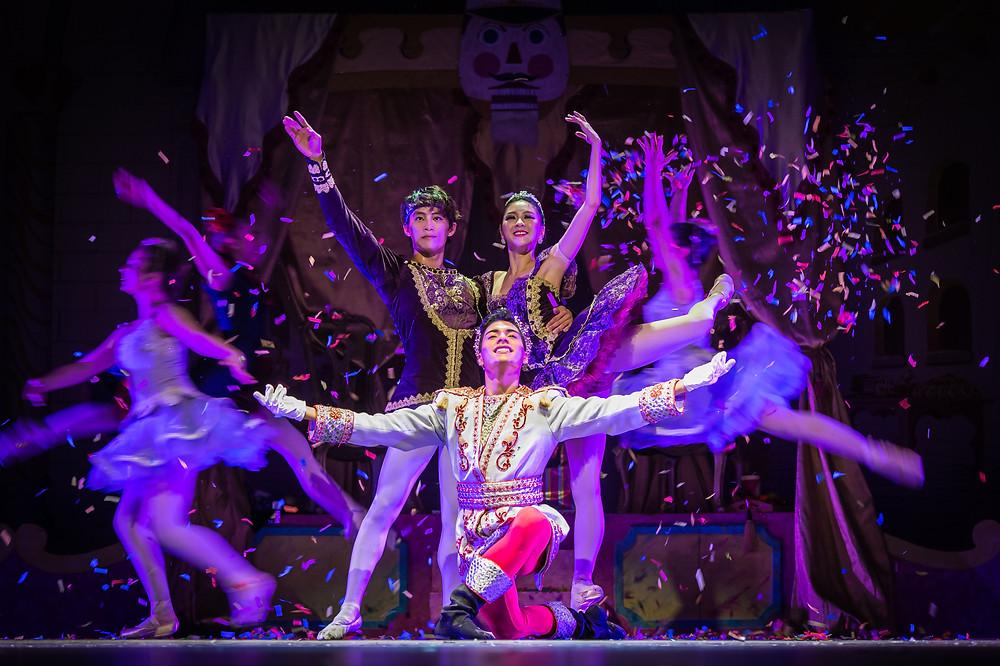 Roxey Ballet, Nutcracker