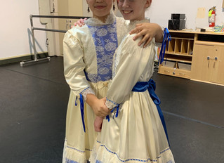 DELAWARE RIVER TOWN DANCERS RETURN TO THE STAGE TO DELIGHT AND ENCHANT IN HOLIDAY FAVORITE, ROXEY