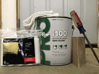 How To - Prepping Trim for Small Repair