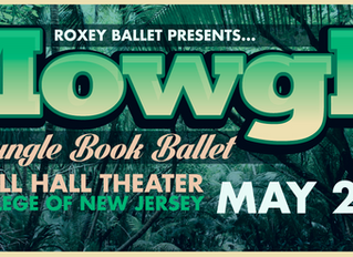"ROXEY BALLET PRESENTS ""MOWGLI,"" THE JUNGLE BOOK BALLET AND ""BUFFALO BILL'S SALOON"