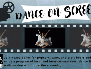 Roxey Ballet's In Studio Events: Bringing Dance to the Community in 2017