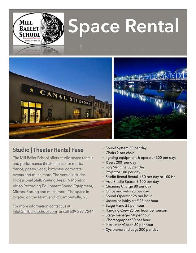Special Event Rentals in Lambertville, NJ