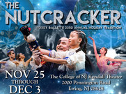 Roxey Ballet Holds Open Nutcracker Auditions
