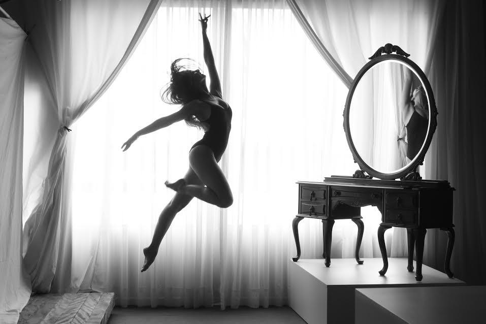 Mari Closs dances with Roxey Ballet
