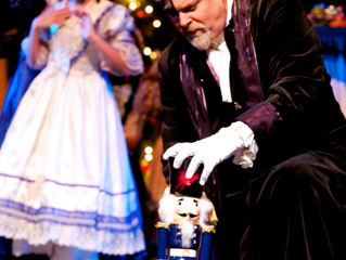 "TICKETS NOW ON SALE FOR ROXEY BALLET'S ""THE NUTCRACKER"""