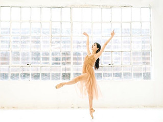 Chanmee Jeong Is Poised for the Lead Role in Roxey Ballet's Cinderella