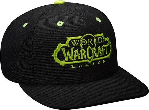 World of Warcraft Legion Darkness Snapback