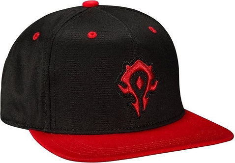World of Warcraft Legendary Horde Premium Snap Back