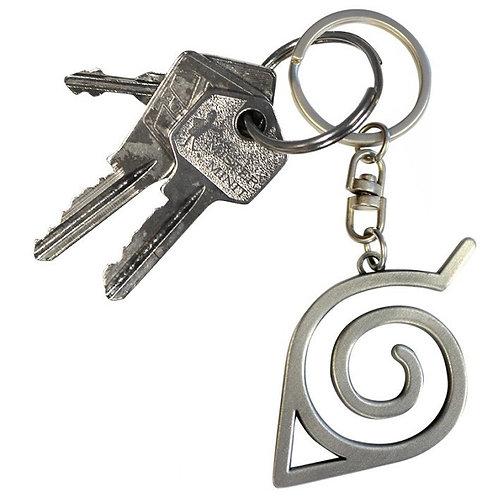 Naruto Shippuden Keychain Konoha