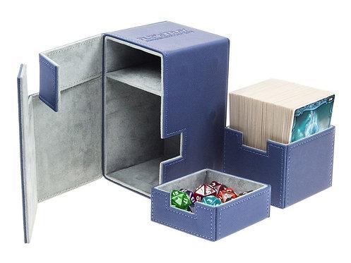 Ultimate Guard Flip n Tray Deck Case XenoSkin - Blue