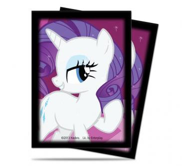 Ultra Pro My Little Pony Deck Protector Rarity