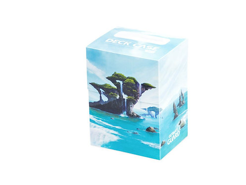 Ultimate Guard Deck Box Lands Edition: Island