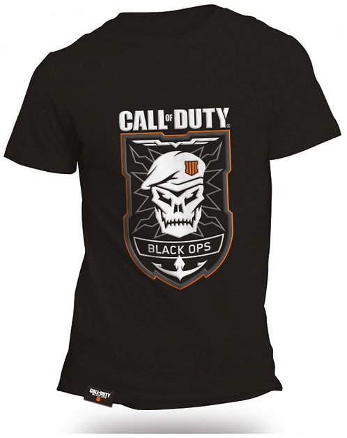 Call of Duty Black Ops 4 Tee
