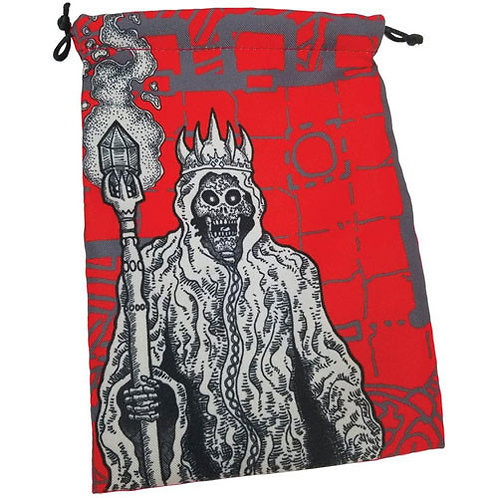 The Lich King Dice Bag