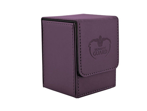 Ultimate Guard Flip Deck Case - Purple