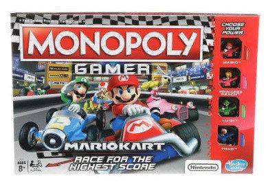 Monopoly Gamer Mario Cart