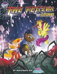 My Little Pony RPG Tails of Equestria The Festival of lights