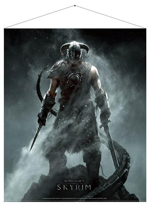 Skyrim Wallscroll Dragonborn