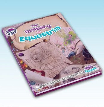 My Little Pony RPG Tails of Equestria Bestiary of Equestria