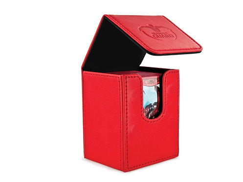 Deck Box Ultimate Guard Flip Deck Box - Red