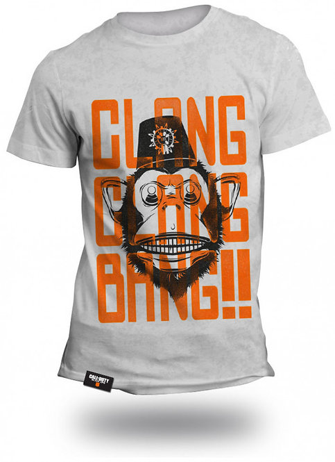Call of Duty Black Ops 4 Clang Clang Bang Tee