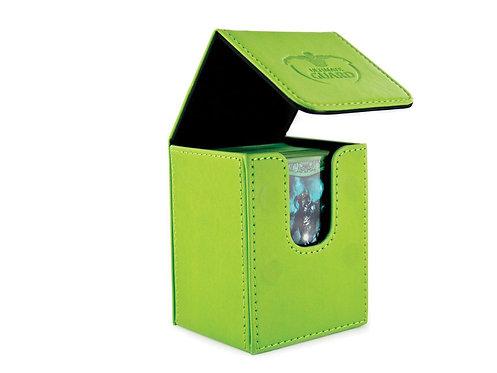 Ultimate Guard Flip Deck Case - Light Green