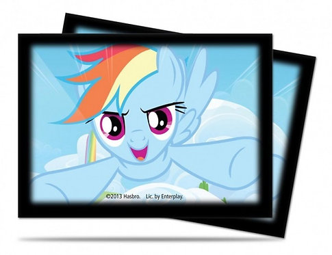 Ultra Pro Small Deck Protector My Little Pony Rainbow Dash