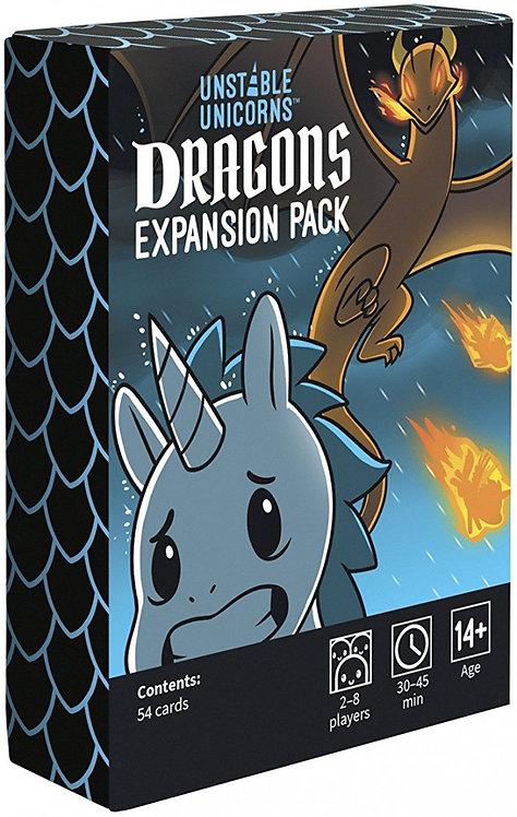 Unstable Unicorns Dragon Expansion