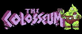 The Colosseum Logo