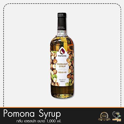 Pomona ไซรัปกลิ่น เฮเซลนัท Hazelnut Syrup