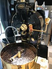 เครื่องคั่วกาแฟที่ Simple Coffee